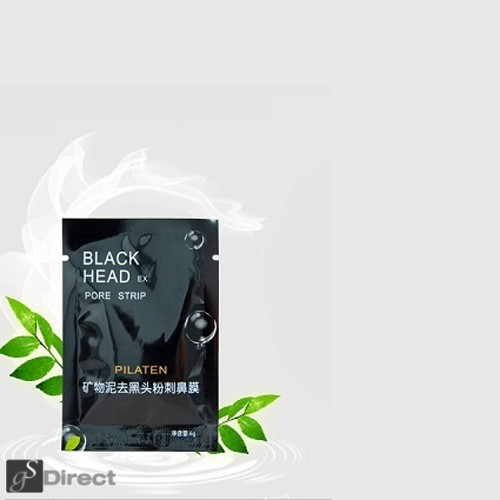 Blackhead Removal Nose Pore Cleansing Membranes Strips X 10 Packs