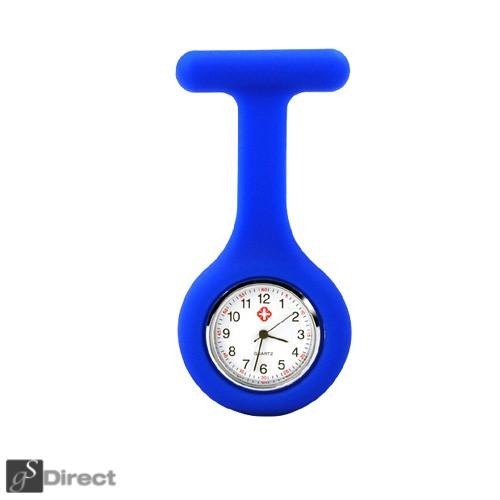 Silicone Fob Watch - Dark Blue