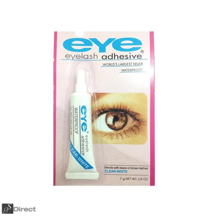 Eyelash Glue Adhesive - Clear