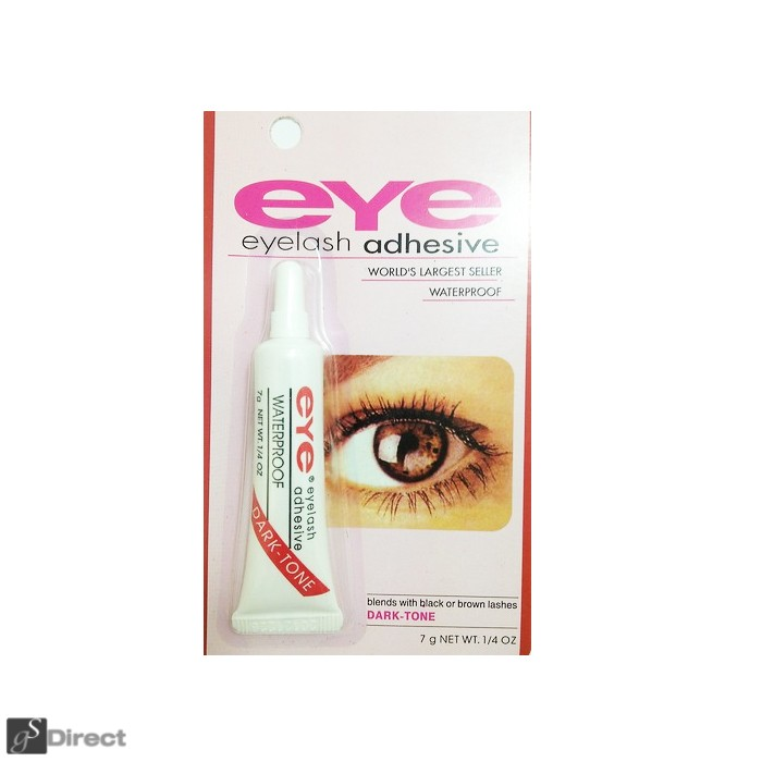 Eyelash Glue Adhesive - Black