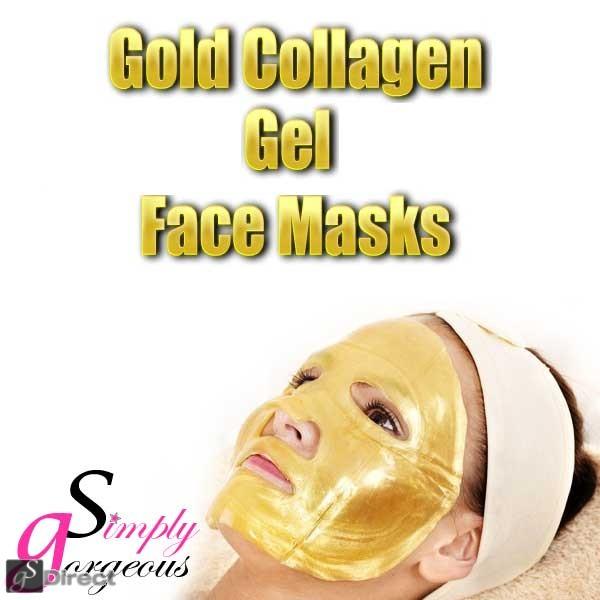Collagen Crystal Face Mask