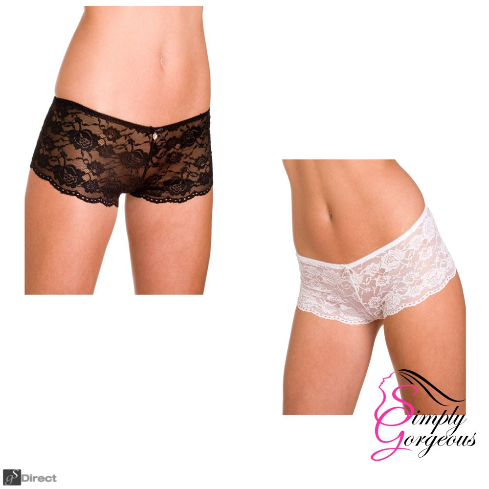 Ladies French Knickers – Twin Pack Size XX Large 16-18