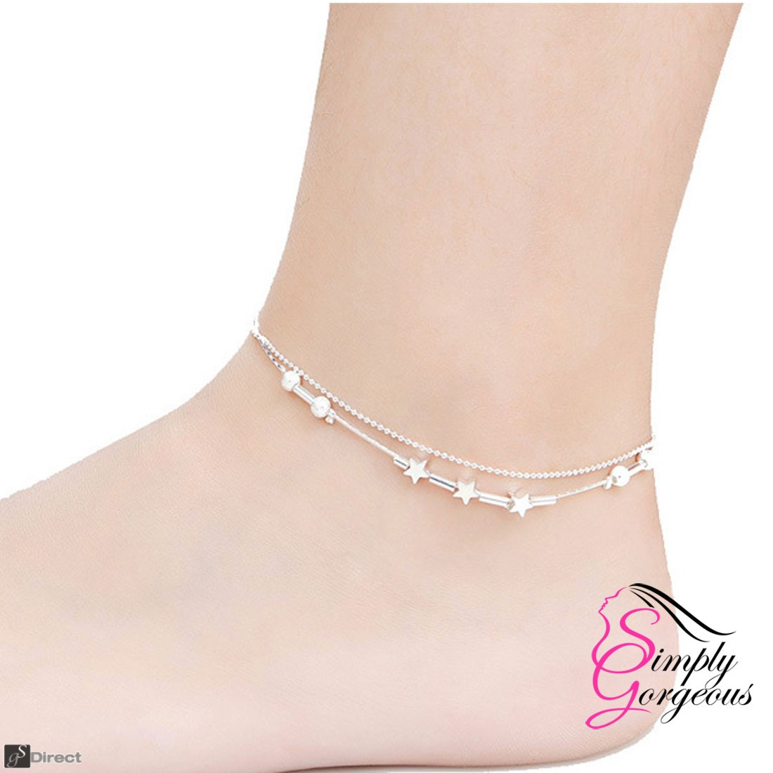 Star Ankle Chain Anklet