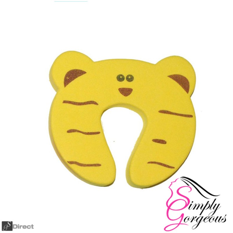 Baby Safety Animal Door Protector -  Tiger
