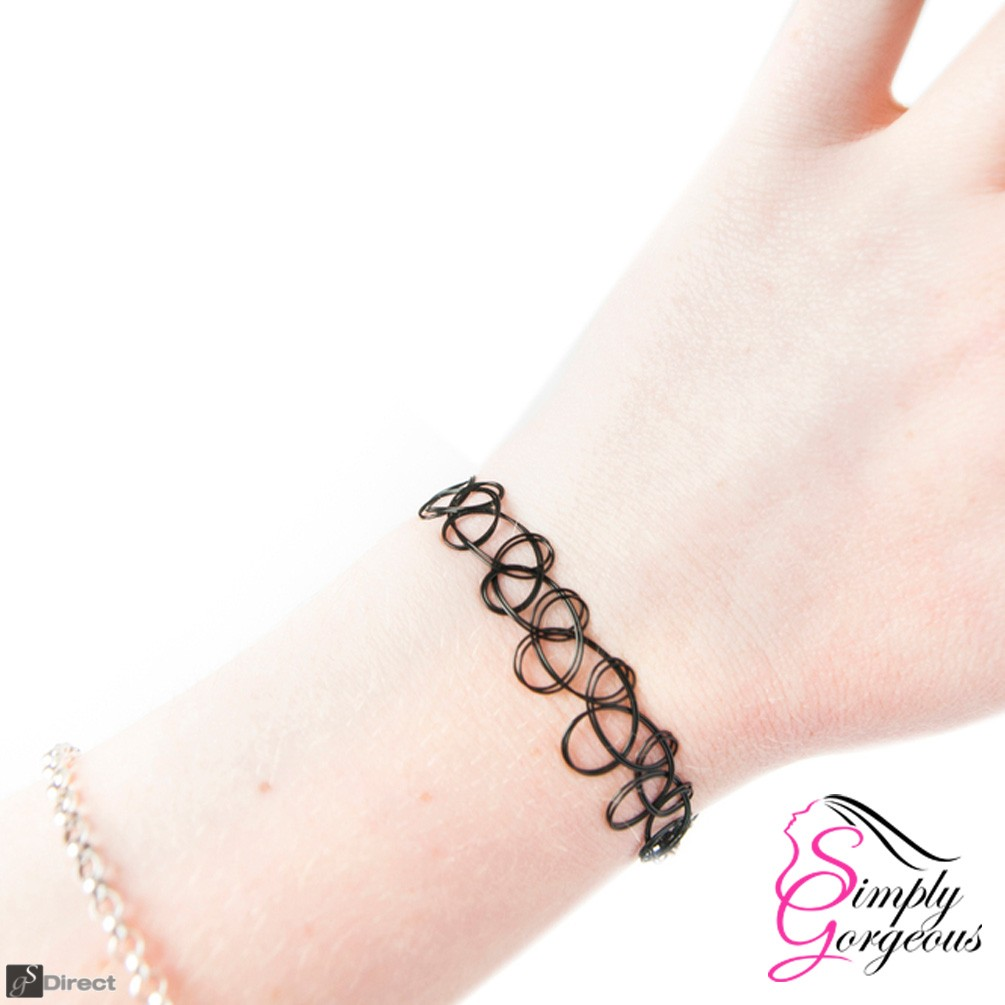 Tattoo Stretch Retro Bracelet