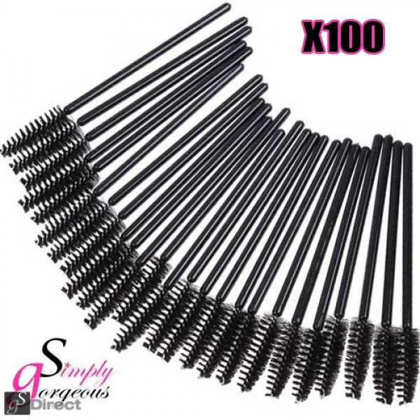 100 Simply gorgeous Mascara Wands