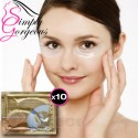 Collagen Crystal Eye Mask Anti Wrinkle Moisture 10 Pairs