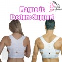 Unisex Magnetic Back Posture Correction Support Belt