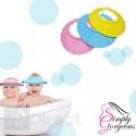 Baby / Child Shampoo Bath Shower Wash Hair Shield - BLUE