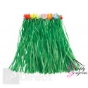 Hawaiian Hula Grass Skirt - Green