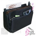 Ladies Handbag Organiser - Black