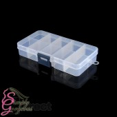 Plastic Storage Box - 10 Compartment